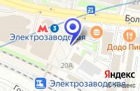 Схема проезда до компании АПТЕЧНЫЙ ПУНКТ ДОМИК ЗДОРОВЬЯ в Москве