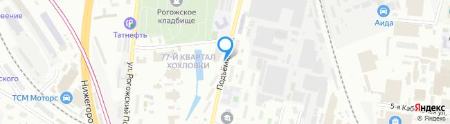 Подъёмная улица