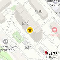 Световой день по адресу Россия, Московская область, Москва, улица Госпитальный Вал, 5с12