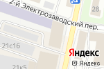 Схема проезда до компании Трикотажный ряд в Москве