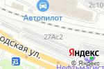 Схема проезда до компании Путьмашсервис К в Москве