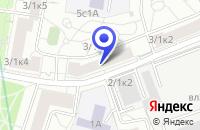 Схема проезда до компании ПРОИЗВОДСТВЕННАЯ ФИРМА ГИ АЛАРИ в Москве