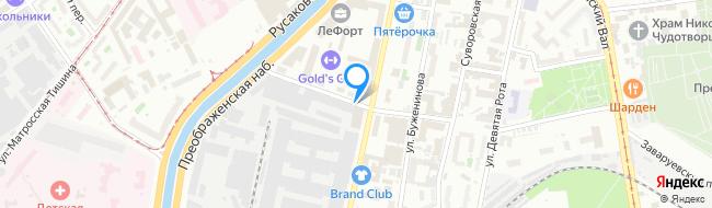переулок Электрозаводский 2-й