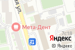 Схема проезда до компании Толкар в Москве