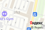 Схема проезда до компании Roedl & Partner в Москве