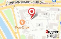 Схема проезда до компании Стройинформ в Москве