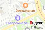 Схема проезда до компании ТНК в Москве
