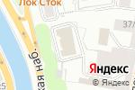 Схема проезда до компании Миротворец в Москве