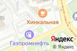 Схема проезда до компании Автостоянка на ул. Богородский Вал в Москве