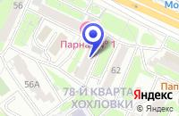 Схема проезда до компании РДС ДЕЗ НИЖЕГОРОДСКИЙ в Москве