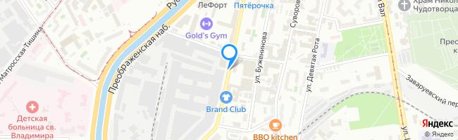 Электрозаводская улица