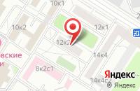 Схема проезда до компании Компания Ориан в Москве