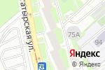 Схема проезда до компании ШарикоFF и Ко в Москве