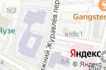 Схема проезда до компании Театральная студия для жизни, сцены и бизнеса в Москве