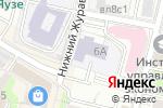Схема проезда до компании ЭЮИ в Москве