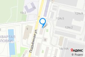 Однокомнатная квартира в Москве м. Площадь Ильича, Подъёмная улица, 10