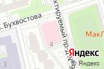 Схема проезда до компании Адвокатский кабинет Барамыкина А.Ю. в Москве