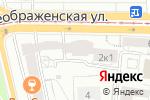 Схема проезда до компании Росгосстрах банк в Москве