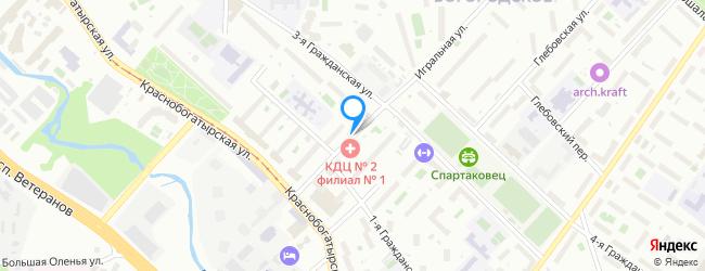 улица Прогонная 1-я