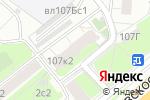Схема проезда до компании Центр Коррекции Фигуры в Москве