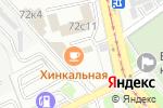 Схема проезда до компании Gorizonov в Москве