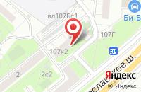 Схема проезда до компании Ко-Анд-Ко в Москве