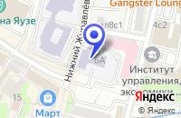 Схема проезда до компании ПРОИЗВОДСТВЕННОЕ ПРЕДПРИЯТИЕ АКА-ГЕО в Москве