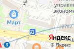 Схема проезда до компании Акконд в Москве