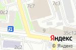 Схема проезда до компании ЦИТ Градо в Москве