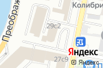 Схема проезда до компании Элпром в Москве