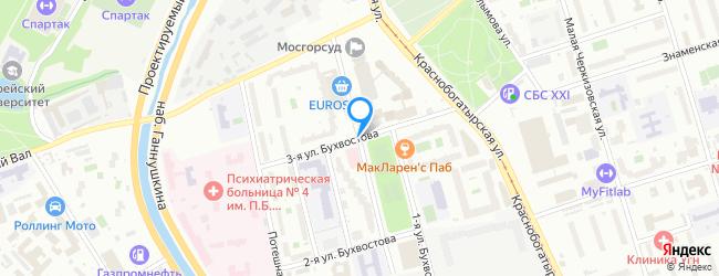 улица Бухвостова 3-я