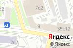 Схема проезда до компании ФГ-Аудит в Москве