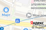 Схема проезда до компании Ибис в Москве