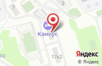 Схема проезда до компании Лига Транс в Москве