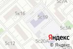 Схема проезда до компании Средняя общеобразовательная школа №2105 с дошкольным отделением в Москве