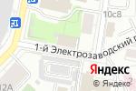 Схема проезда до компании Владимир и Людмила в Москве