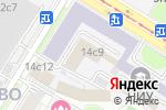 Схема проезда до компании ВСТ в Москве