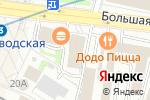 Схема проезда до компании VoltPlaza в Москве