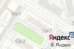 Схема проезда до компании Мосинтер в Москве