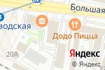 Схема проезда до компании Gosttoys в Москве