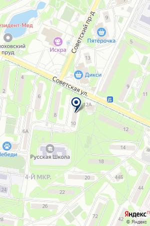 Искона мебель на карте Видного
