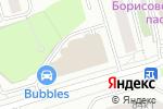 Схема проезда до компании Орехово пицца в Москве