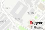 Схема проезда до компании Соратник в Москве