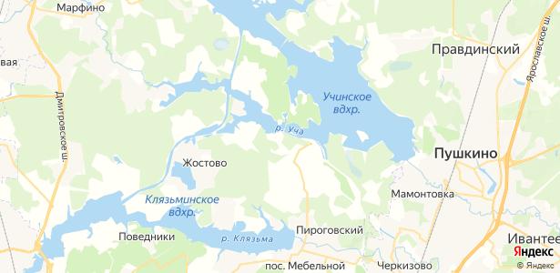 Пруссы на карте