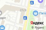 Схема проезда до компании InCity Catering в Москве