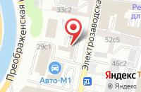 Схема проезда до компании Норс Ресурс Групп в Москве