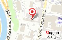 Схема проезда до компании Индастриал Партнерс Практис в Москве