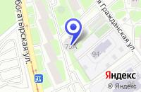 Схема проезда до компании МЕДИЦИНСКИЙ ЦЕНТР МЕДКОМ в Москве