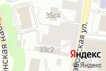 Схема проезда до компании Амариллис в Москве