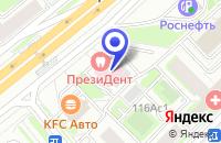 Схема проезда до компании ПРОИЗВОДСТВЕННАЯ ФИРМА АСТРОДЕНТ в Москве